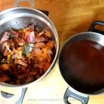 cómo hacer caldo casero vegano