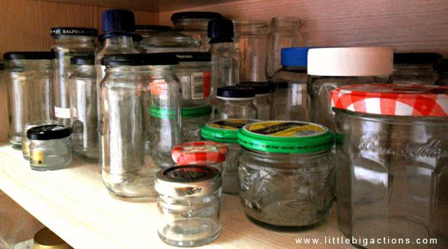 Utensilios para reducir desperdicios