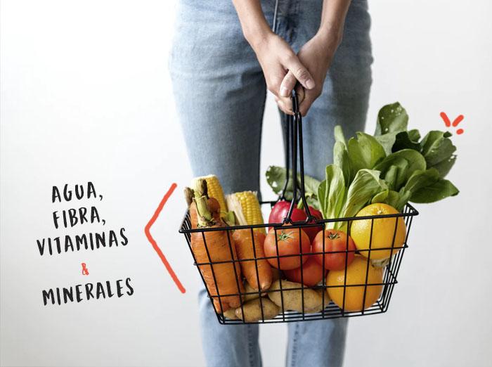 alimentación vegetal