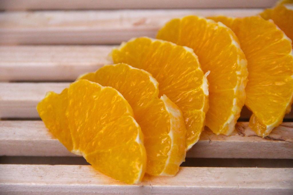 naranjas ensalada col morada