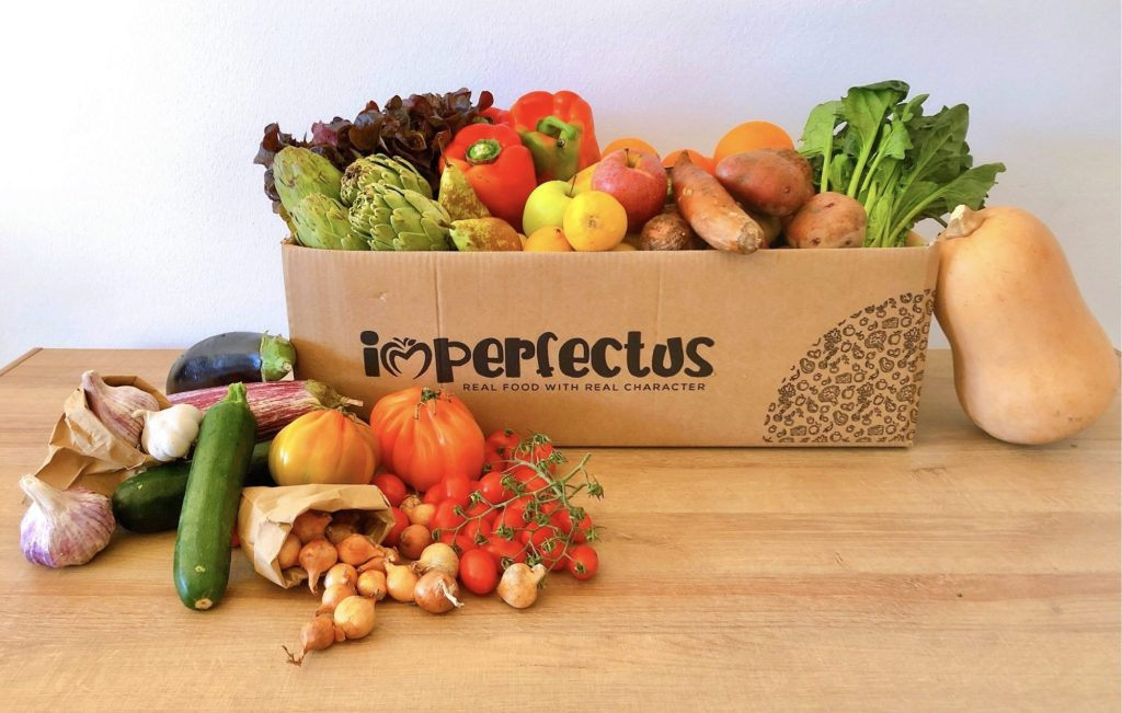 Desperdicio de comida imperfectus