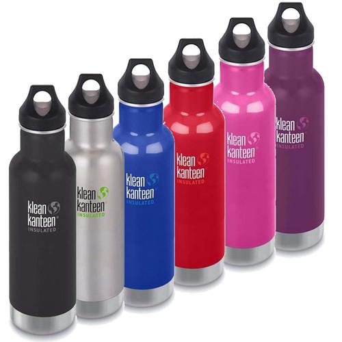 Botella de agua Klean Kanteen