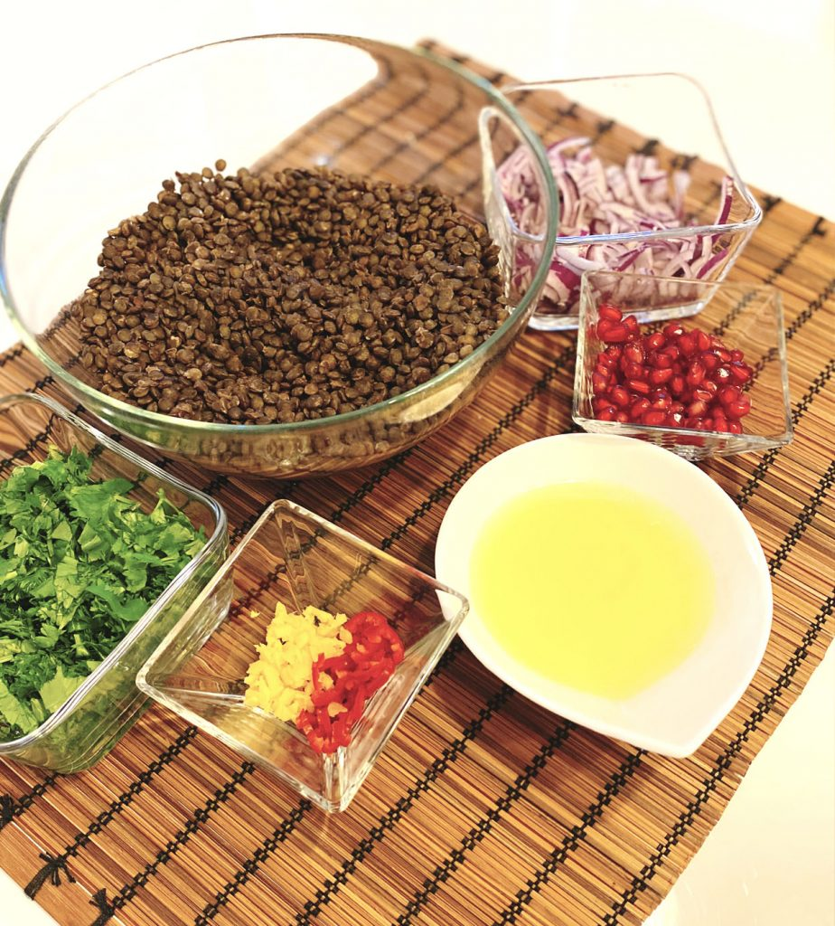 Cómo hacer ceviche vegano