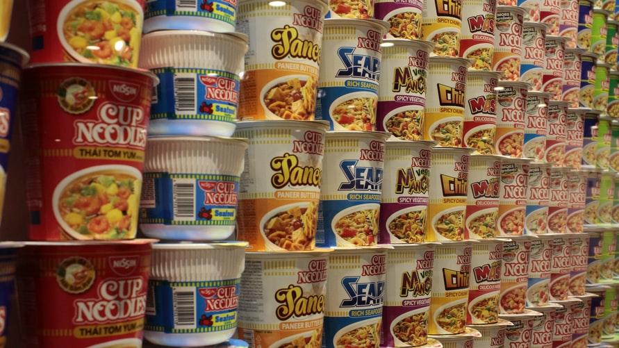 intolerancias alimentarias noodles fast food