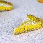 Tarta de mango & naranja